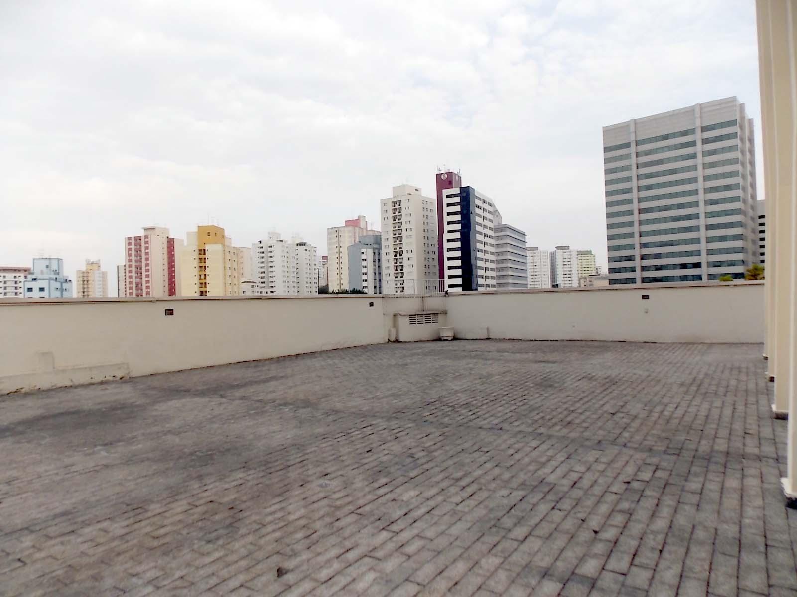 Jabaquara, Apartamento Padrão-Áreas externas