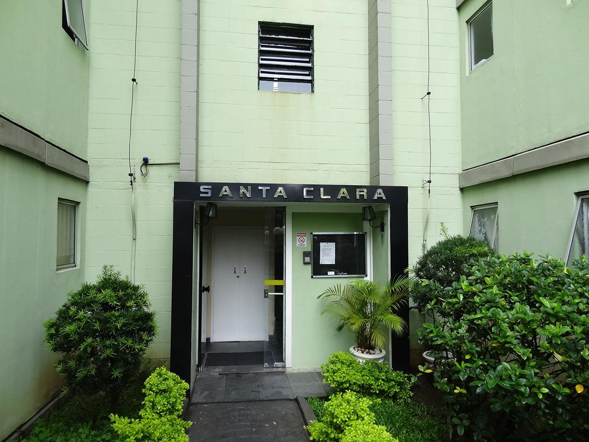 Sacomã, Apartamento Padrão-Área externas