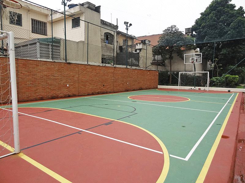 Ipiranga, Apartamento Padrão-Quadra Poliesportiva
