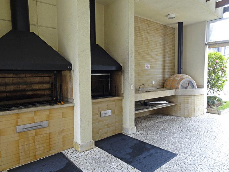Ipiranga, Apartamento Padrão-Churrasqueira com espaço gourmet