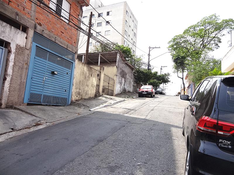 Jabaquara, Apartamento Padrão-Rua