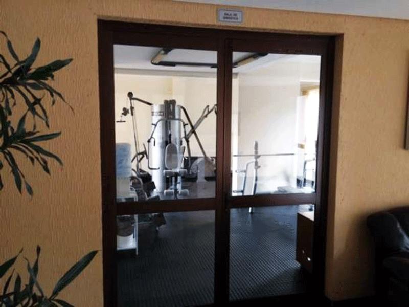 Sacomã, Apartamento Padrão-Academia