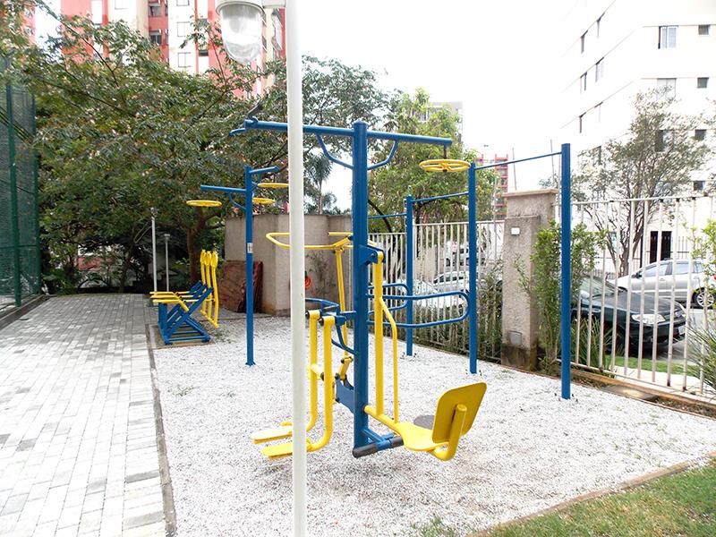 Sacomã, Apartamento Padrão-Ginástica