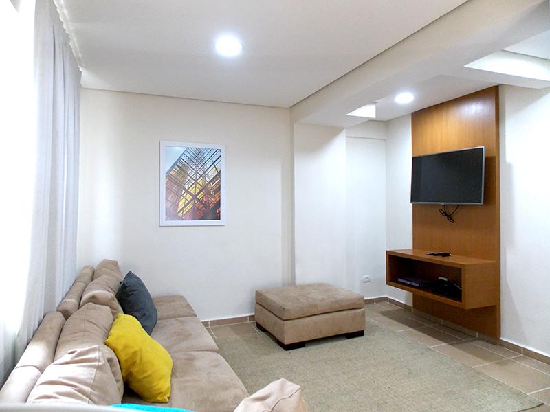 Sacomã, Apartamento Padrão-Sala de cinema