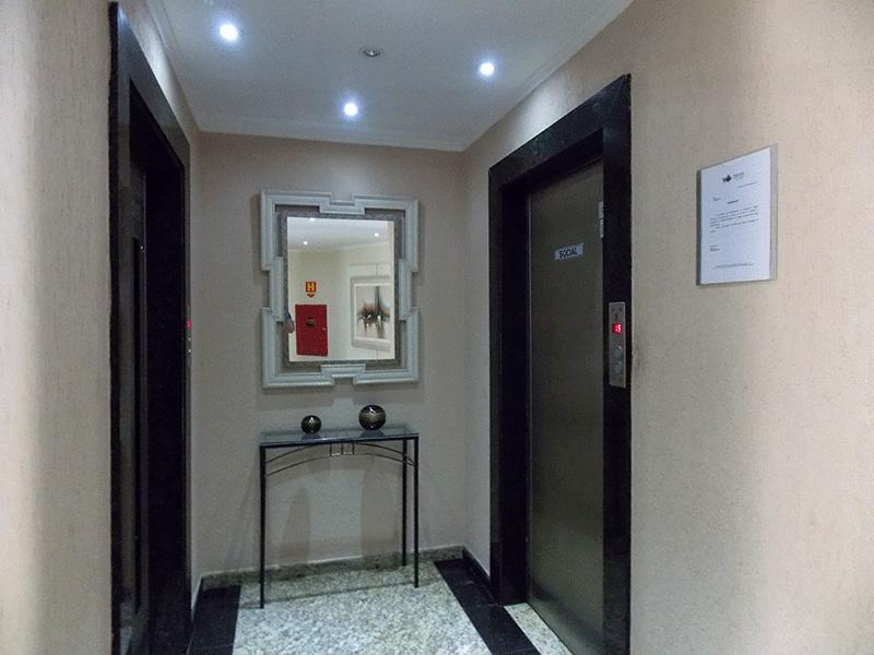 Jabaquara, Apartamento Padrão-Hall de elevador
