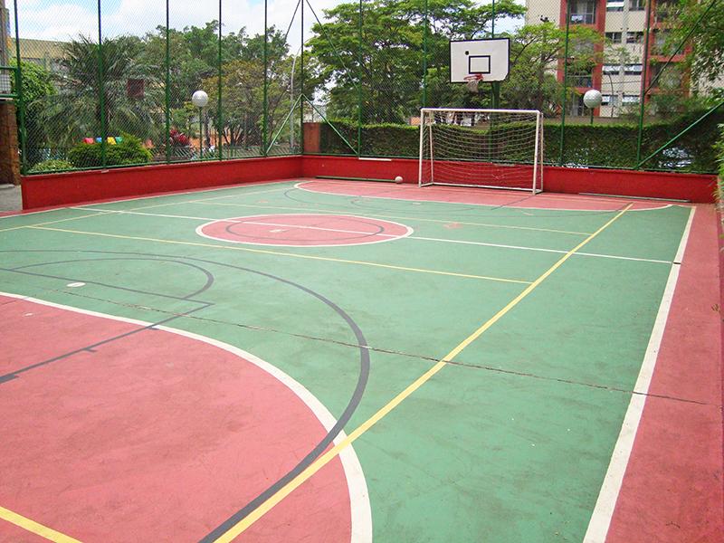 Sacomã, Apartamento Padrão-Quadra Esportiva.
