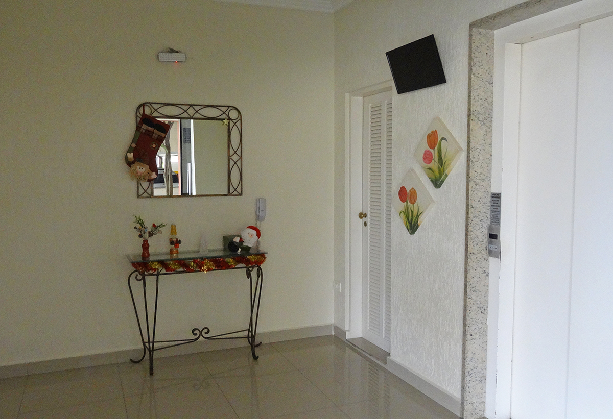 Sacomã, Apartamento Padrão-HALL
