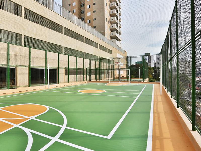 Jabaquara, Apartamento Padrão-Quadra esportiva