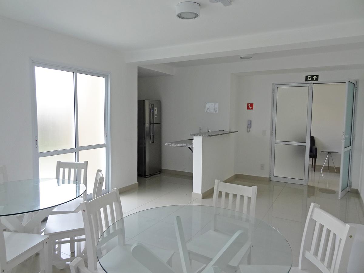 Jabaquara, Apartamento Garden-Salão de Festas.