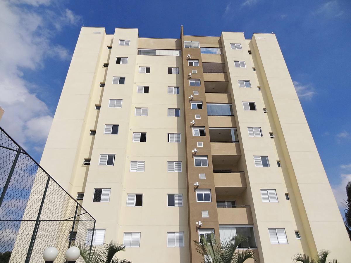 Jabaquara, Apartamento Garden-Fachada.