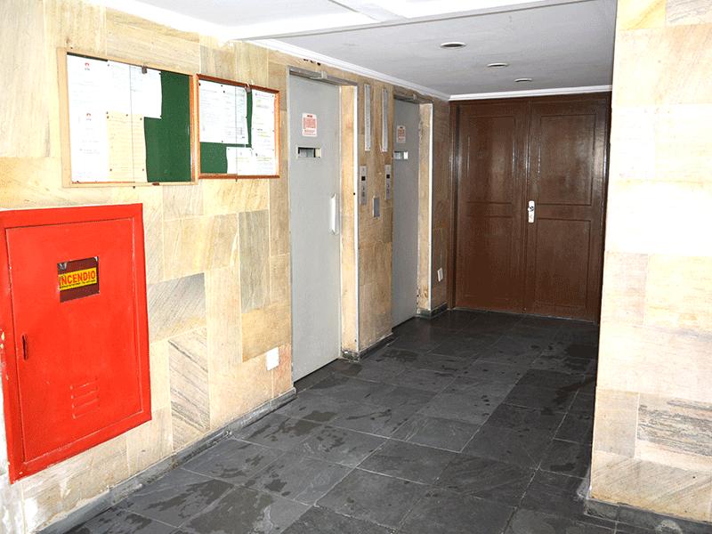 Sacomã, Apartamento Padrão-Hall de elevador