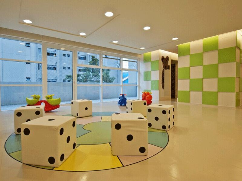 Ipiranga, Cobertura Duplex-Brinquedoteca
