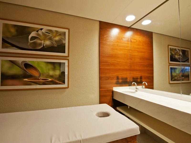Ipiranga, Cobertura Duplex-Sala de descanso