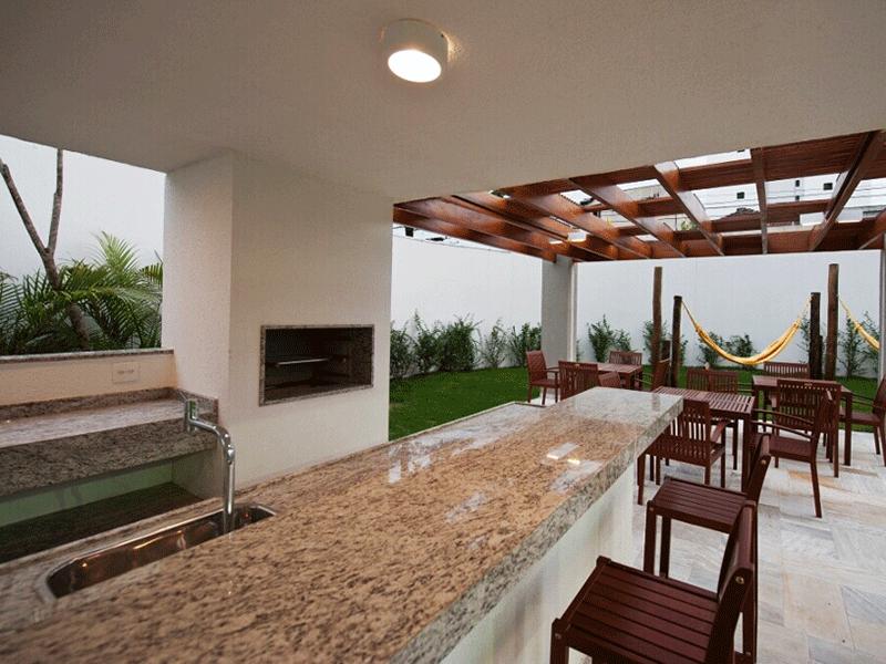 Ipiranga, Cobertura Duplex-Espaço gourmet com Churrasqueira