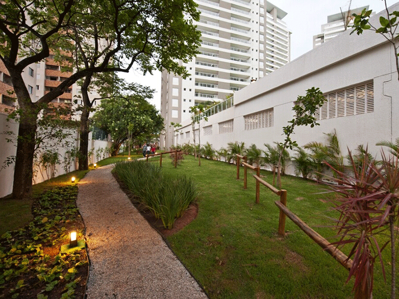 Ipiranga, Cobertura Duplex-Áreas Ajardinadas