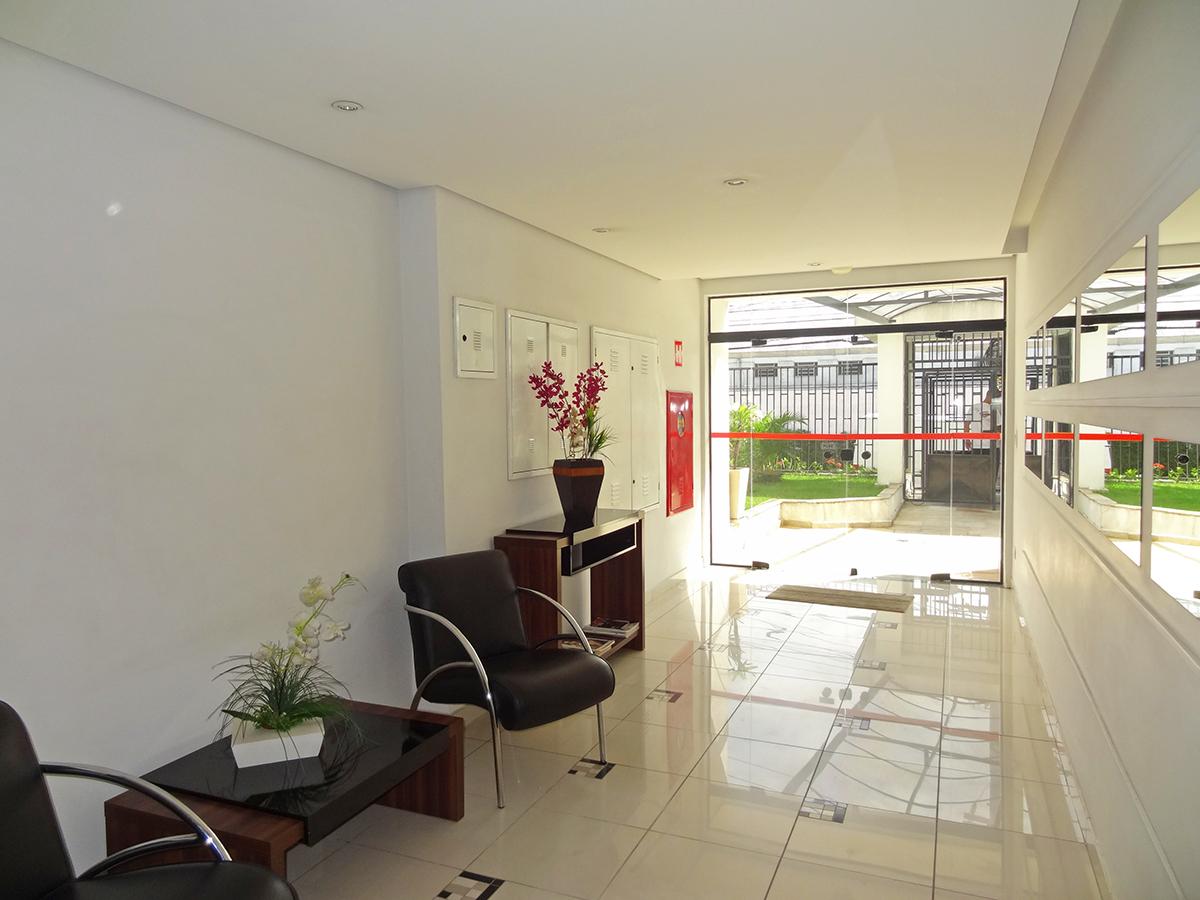 Sacomã, Apartamento Padrão-Hall social.