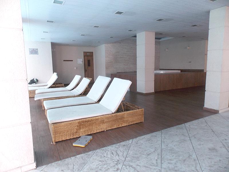 Jabaquara, Apartamento Padrão-Spa.