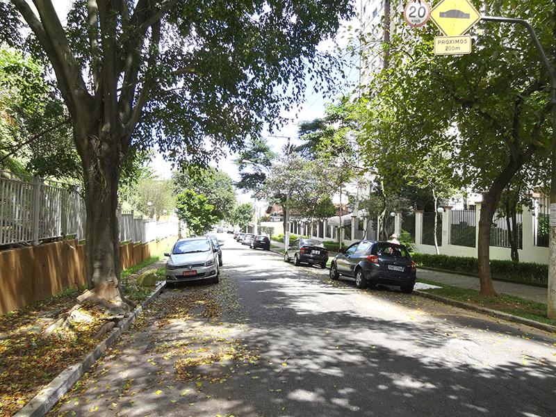 Jabaquara, Apartamento Padrão-Rua.