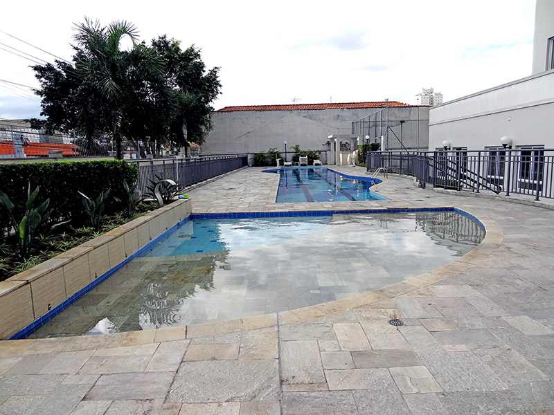 Ipiranga, Apartamento Padrão-Piscina Adulto e Infantil.