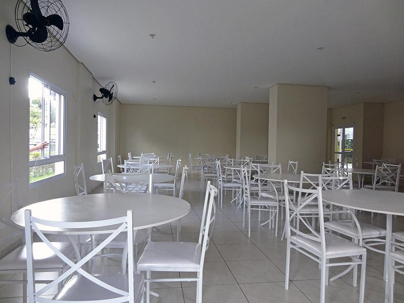 Ipiranga, Apartamento Padrão-Salão de festas.
