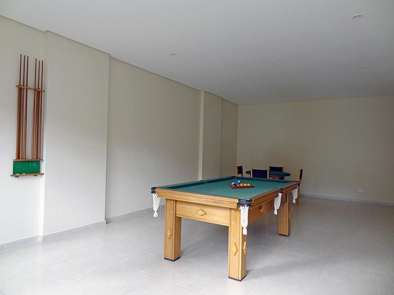 Ipiranga, Apartamento Padrão-Salão de jogos.
