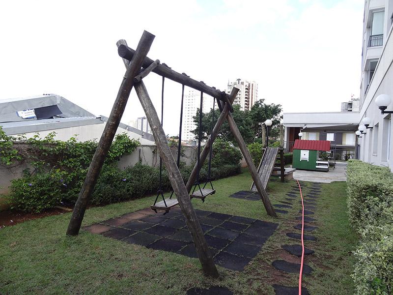 Ipiranga, Apartamento Padrão-Playground