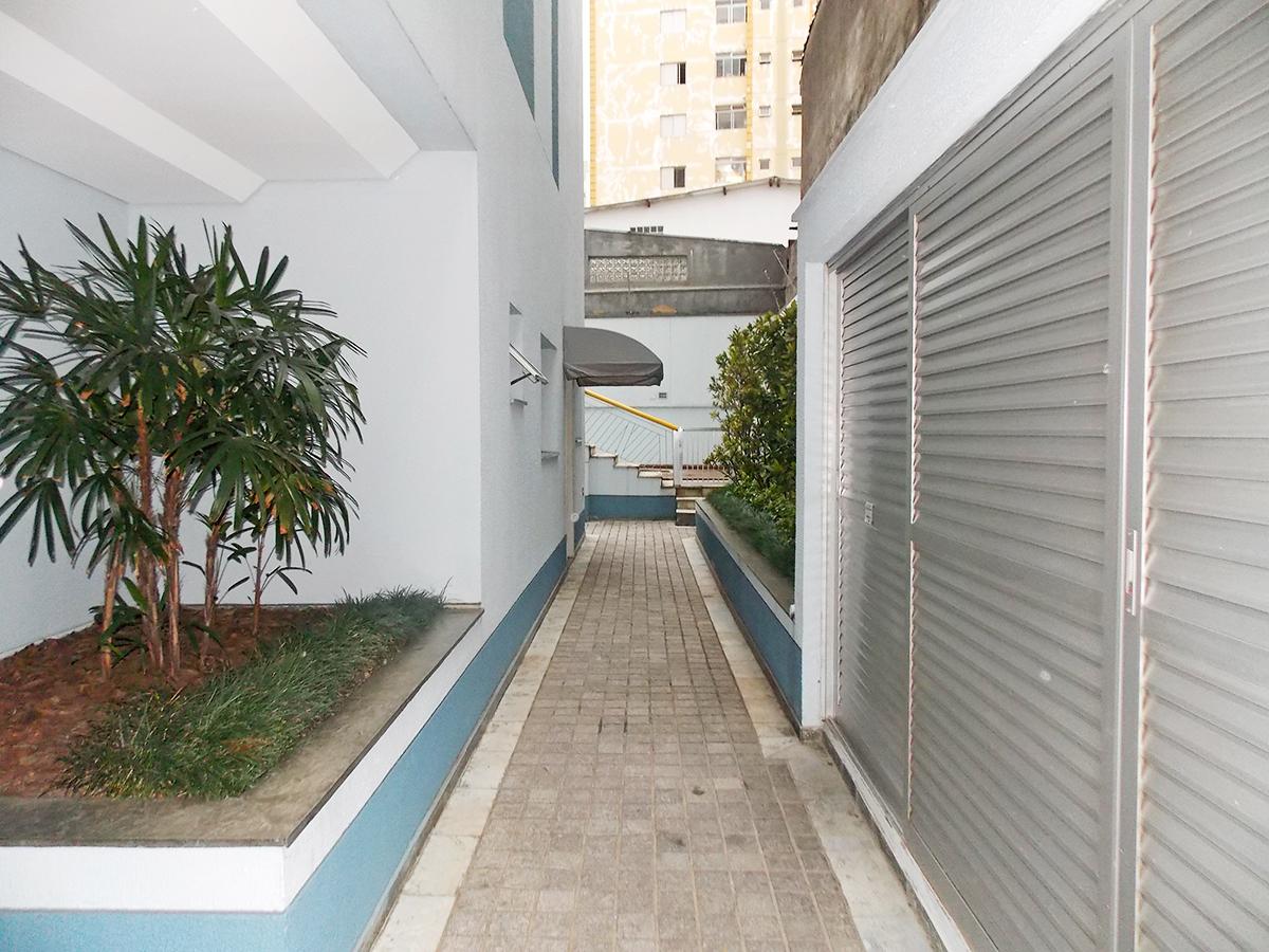 Jabaquara, Apartamento Padrão-Áreas externa