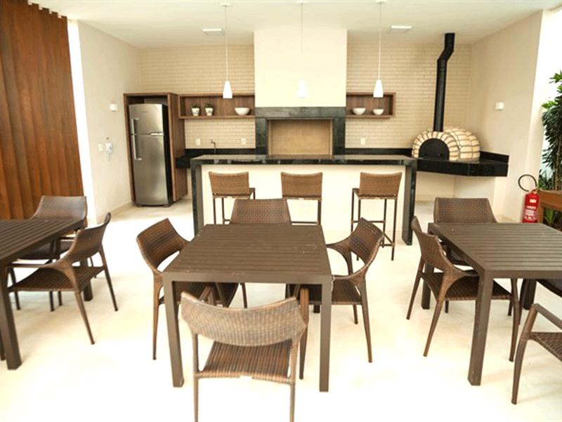 Ipiranga, Apartamento Padrão-Espaço gourmet.