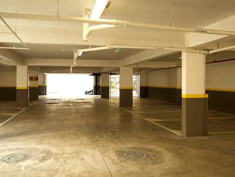 Ipiranga, Apartamento Padrão-Vaga de garagem.
