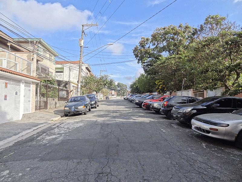 Sacomã, Apartamento Padrão-Rua.