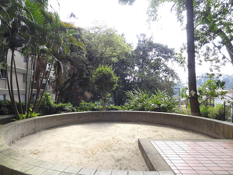 Jabaquara, Apartamento Padrão-Áreas Ajardinadas.