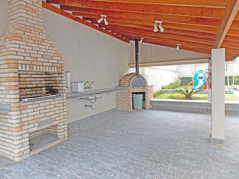 Sacomã, Apartamento Padrão-Área de lazer com churrasqueira.