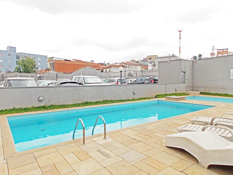Sacomã, Apartamento Padrão-Piscina.