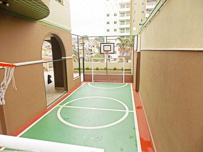 Sacomã, Apartamento Padrão-Quadra de esportes.