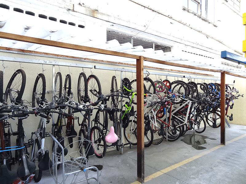 Sacomã, Apartamento Padrão-Bicicletário.