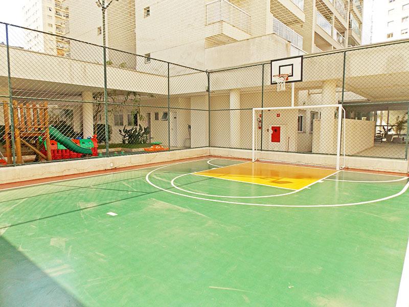 Jabaquara, Apartamento Garden-Quadra de esportes.