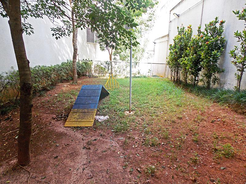 Jabaquara, Apartamento Garden-Pet play.