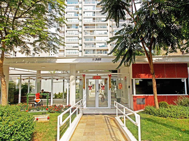 Jabaquara, Apartamento Garden-Portaria.