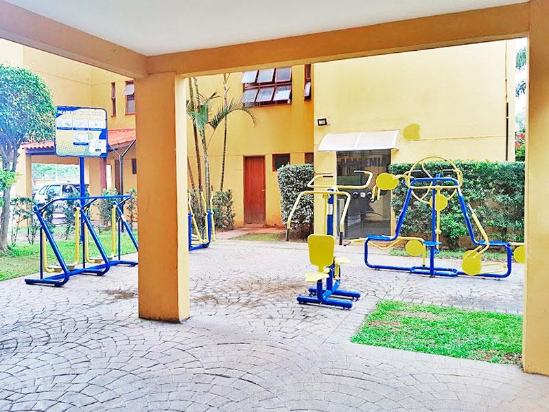 Sacomã, Apartamento Padrão-Área Fitness.