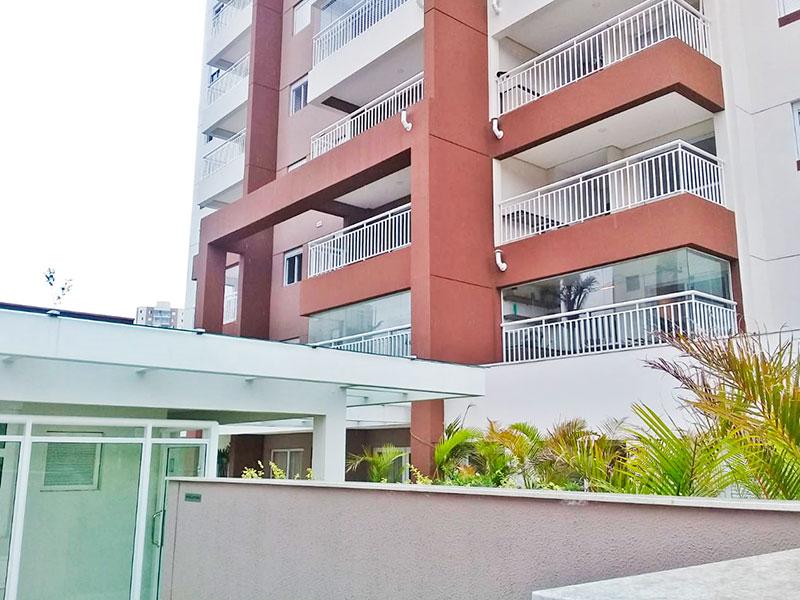 Sacomã, Apartamento Padrão-Portaria.