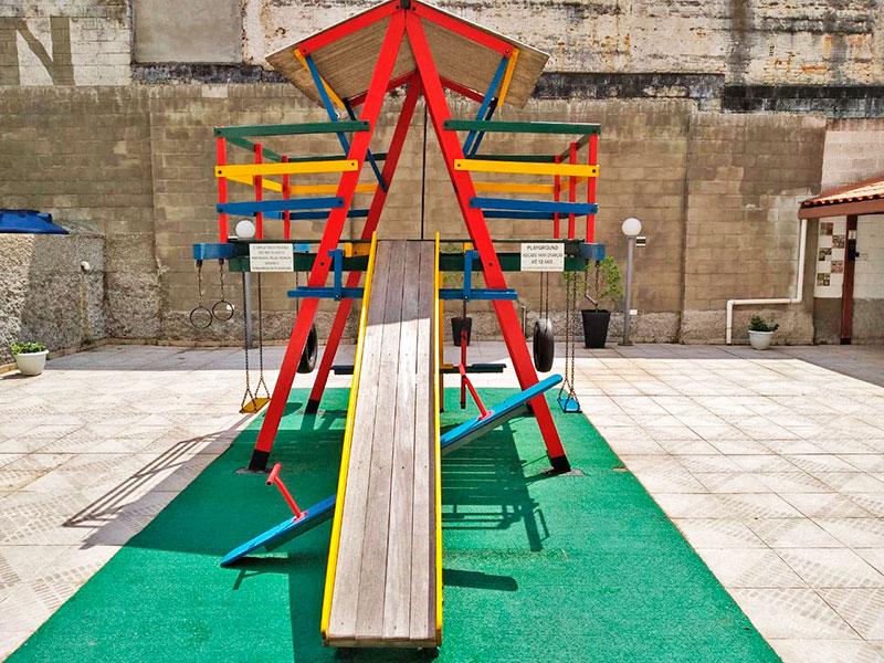Jabaquara, Apartamento Padrão-Playground.