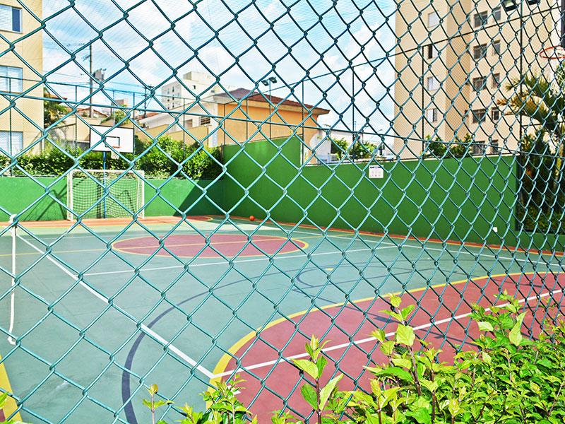 Jabaquara, Apartamento Padrão-Quadra de esporte.