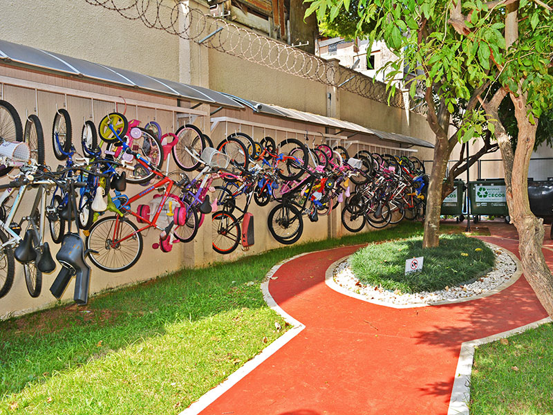 Jabaquara, Apartamento Padrão-Bicicletário.
