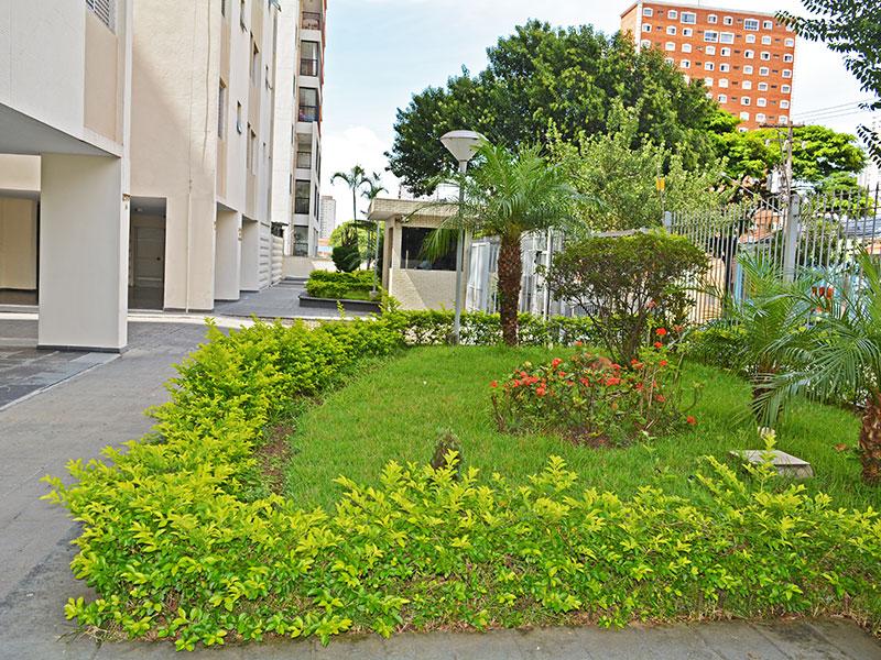 Ipiranga, Apartamento Padrão-Áreas ajardinadas.