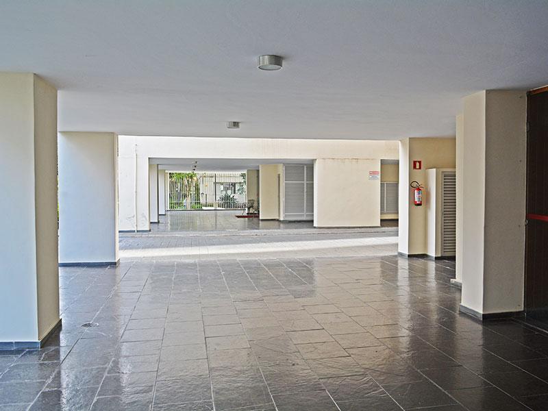 Ipiranga, Apartamento Padrão-Área externa.