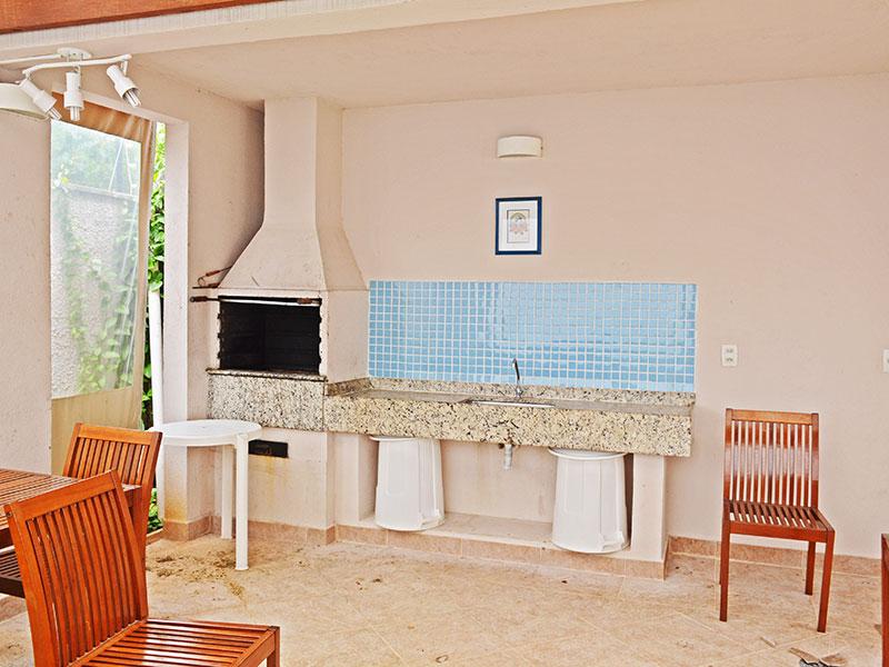 Sacomã, Cobertura Duplex-Área gourmet.