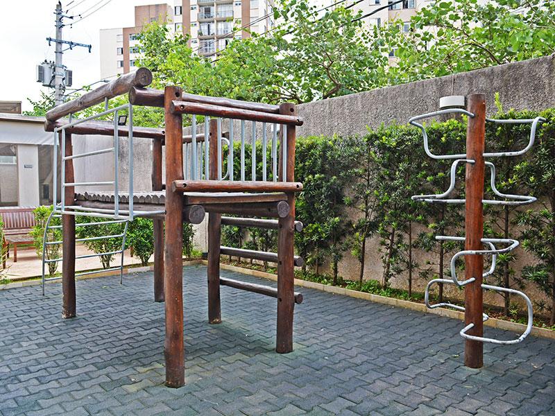 Sacomã, Cobertura Duplex-Playground.