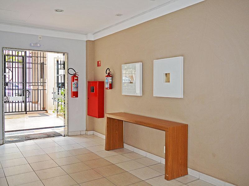 Sacomã, Cobertura Duplex-Hall de entrada.