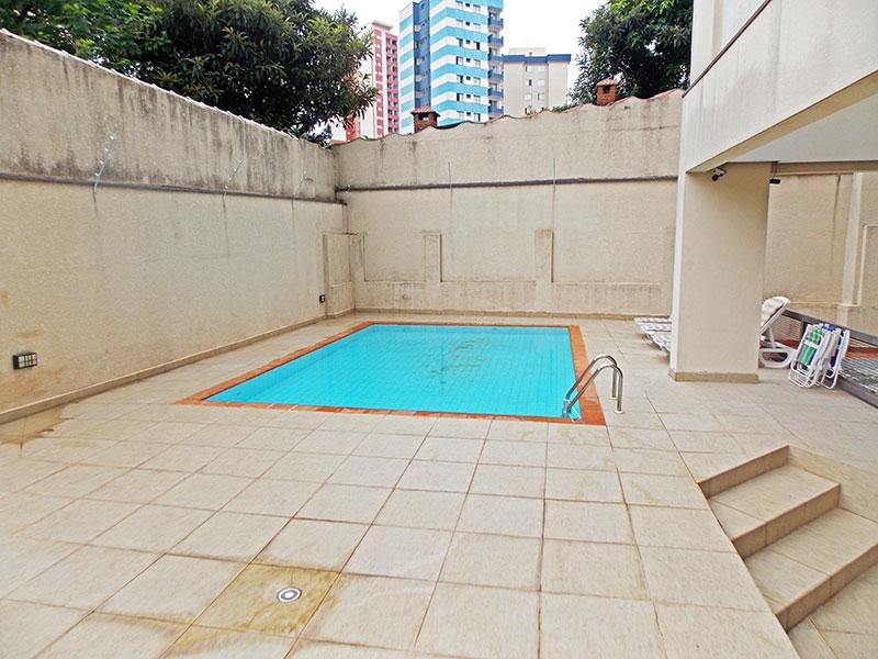 Jabaquara, Cobertura Duplex-Piscina.