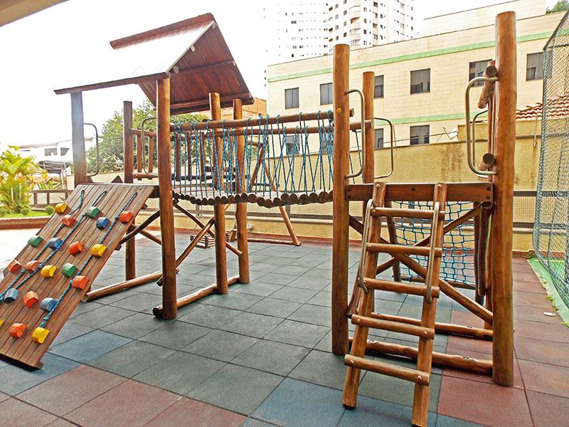 Jabaquara, Cobertura Duplex-Playground.